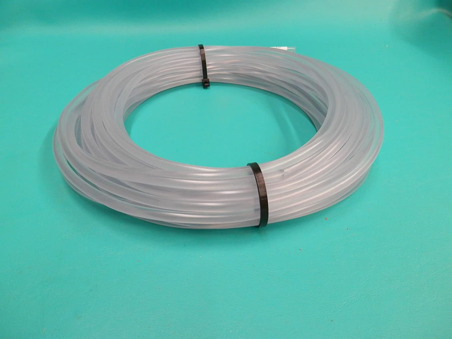 "50' Vinyl 1/4"" Outdoor Patio Spline , Replacement Awning Cord , Sling Chair .180"