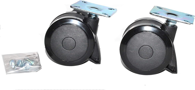 Weber #69827 Fixed Caster for Spirit 200/300 Series grills