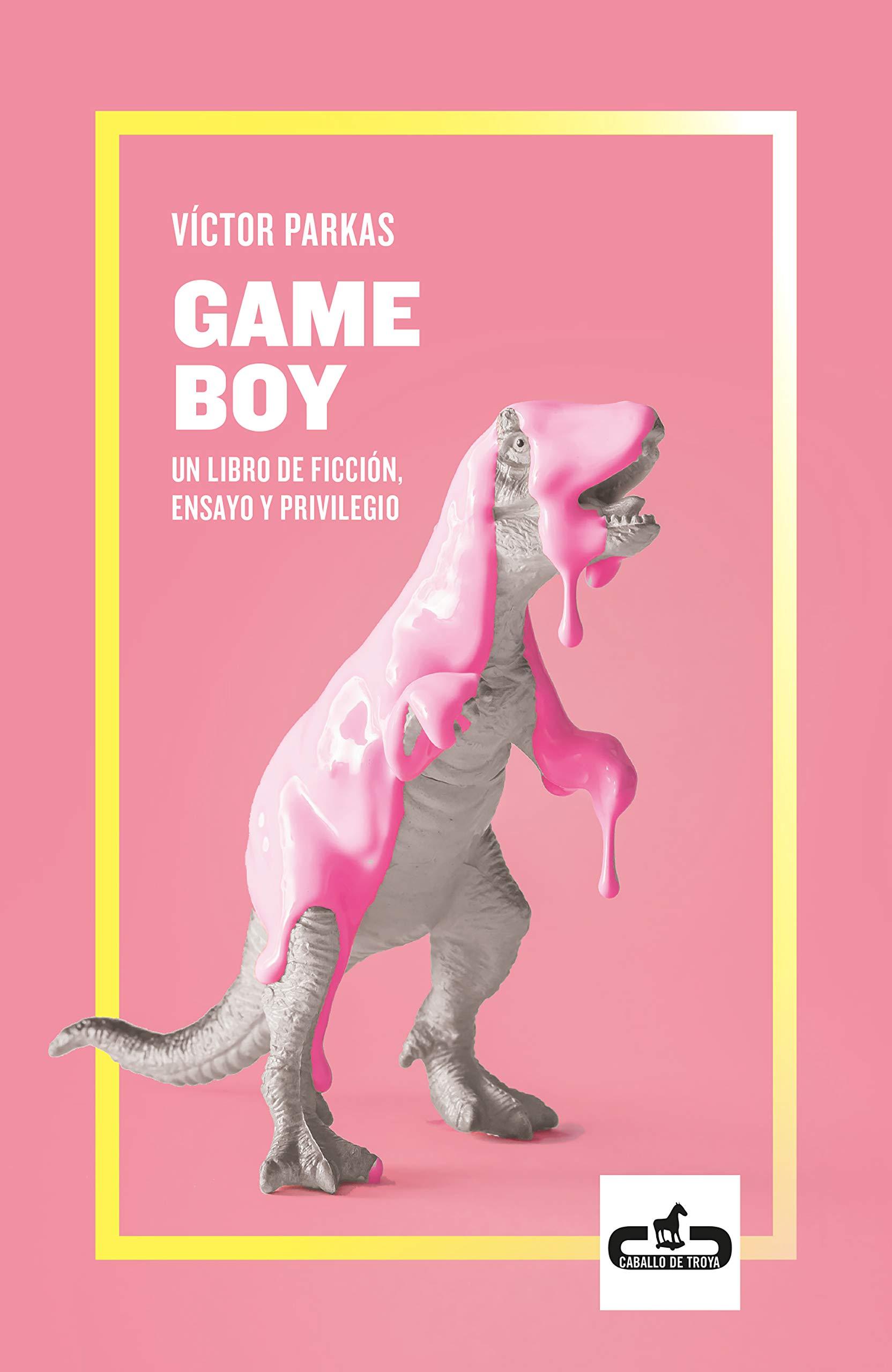 Game Boy Caballo de Troya 2019, 1 : Un libro de ficción, ensayo y privilegio: Amazon.es: Parkas, Víctor: Libros