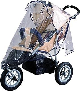 Baby Travel Universal Rain 3 Wheeler Rain Cover to Fit Hauck Rapid 3 Stroller