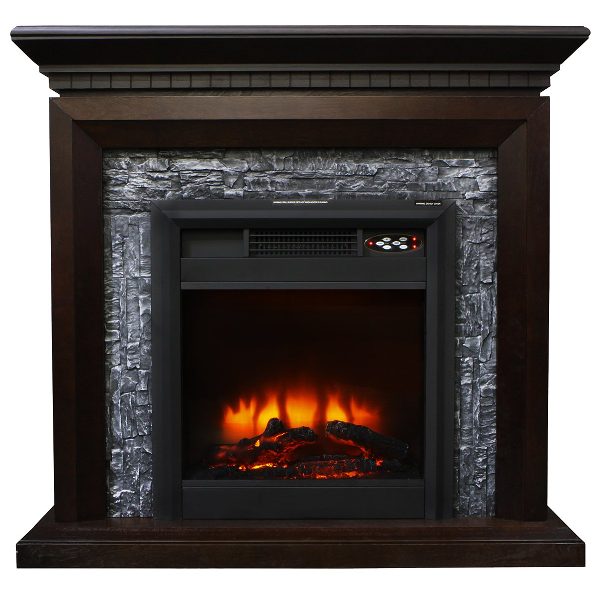 amazon com xtremepowerus large room grand 3d flame electric