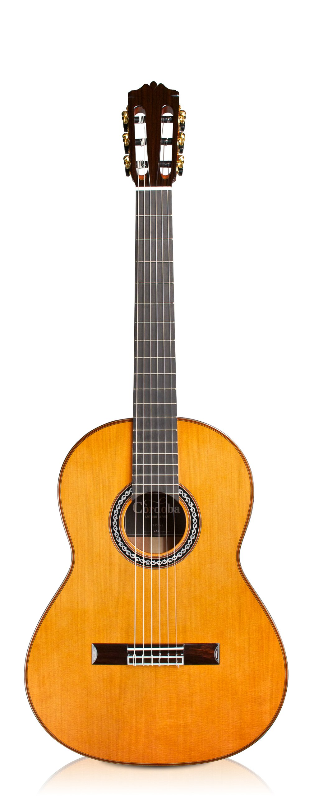 Cordoba C9 Parlor Acoustic Nylon String Parlor Size Guitar
