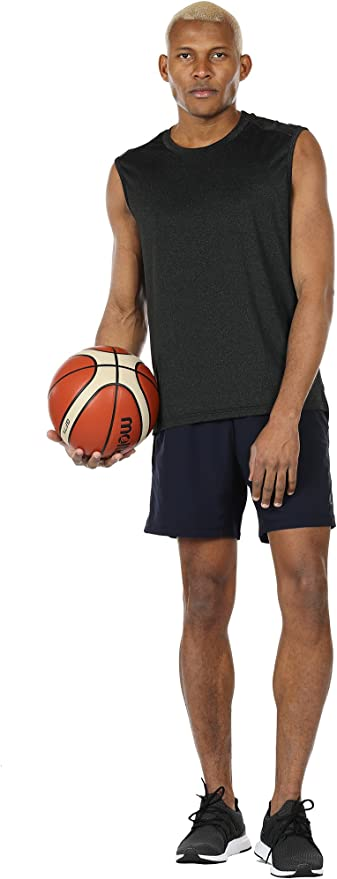 adidas Essentials 3.0 Mens Basketball Training Vest Top