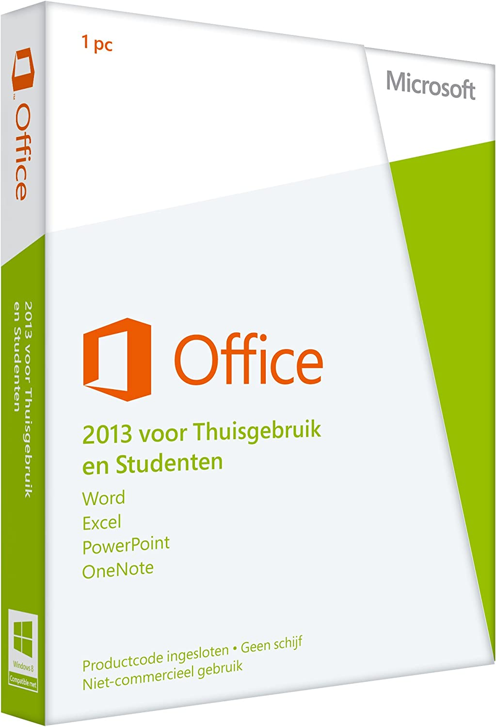 Microsoft Office Home and Student 2013 - Suites de programas (DUT, 3000 MB, 1024 MB, 1000 MHz, PC): Amazon.es: Software