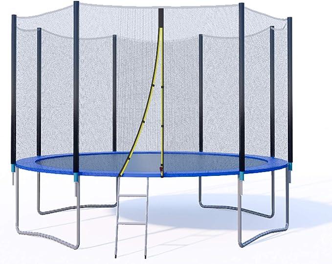 QCen Trampoline Combo Bounce Jump for Kids - Waterproof Jump Mat