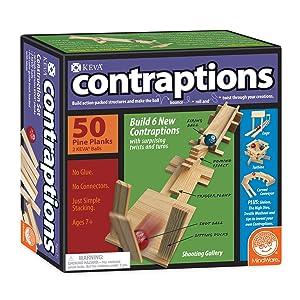 KEVA Contraptions 50 Plank Set