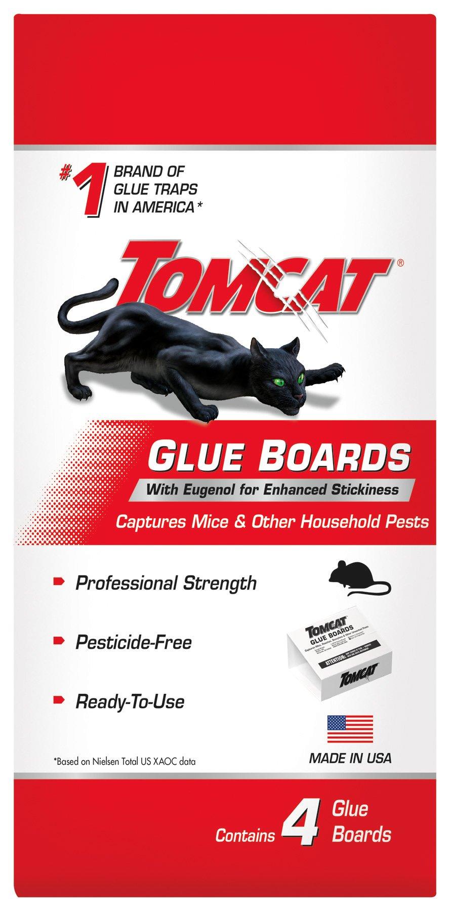 Tomcat 0363110 Multi Pest Glue Board w/Eugenol