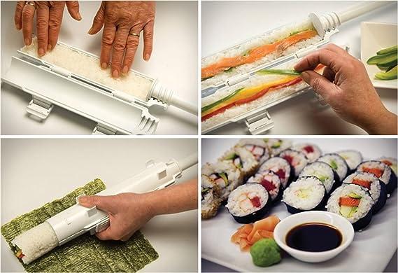 Resultado de imagen para Tomko Empire Ltd. sushi bazooka