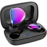 Sontinh CoolBuds True Wireless Earbuds, Bluetooth 5.0 Earphones with 66FT Range & Mini Case, TWS Stereo Headphones with…