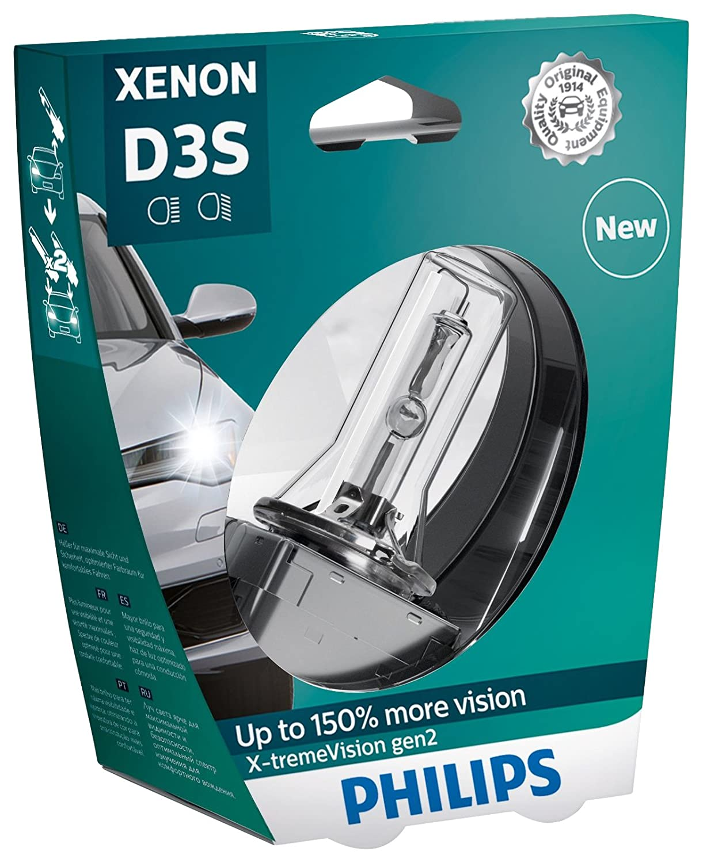 Philips automotive lighting MT-PH 42403XV2S1 Bombillas de Xenón ...