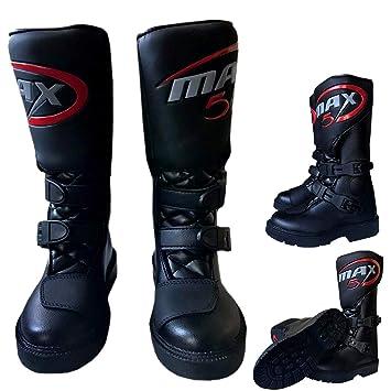 Max5 Special Joy - Botas de Moto para niños  Amazon.es  Coche y moto 9c757578df04f