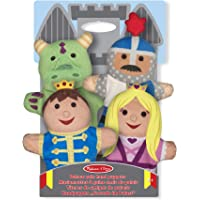 Melissa & Doug 19082 Puppets & Plush-Puppets, Multi Colour