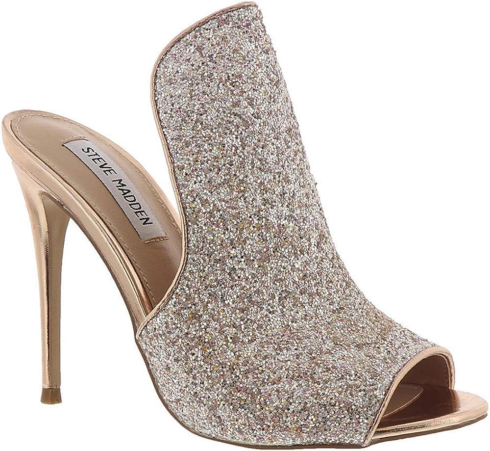 Steve Madden Womens Sinful Heeled Sandal