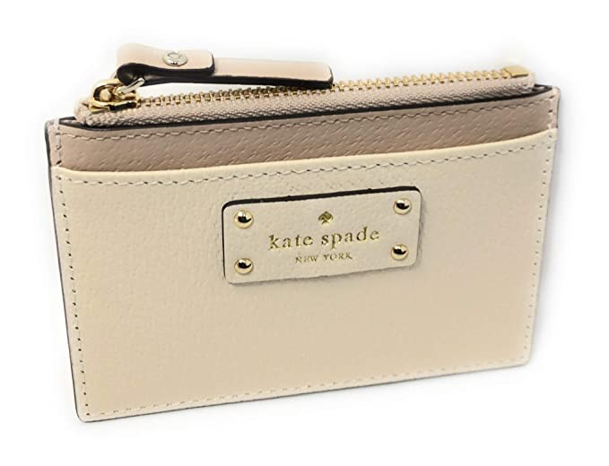 sitio web para descuento diseño profesional comprar oficial Kate Spade Adi - Monedero para tarjetas de crédito, color ...