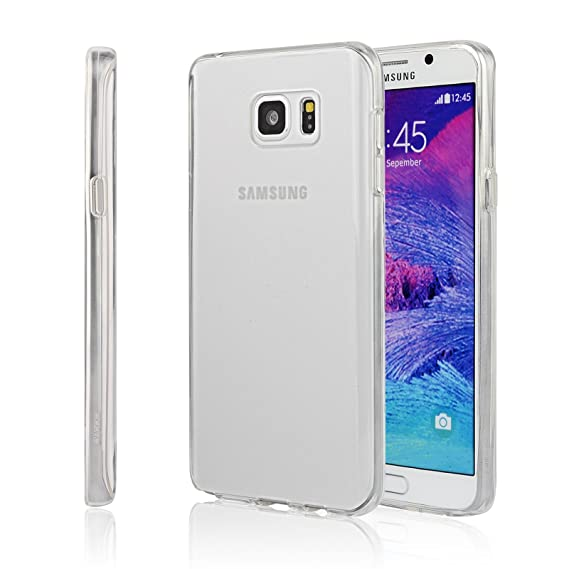 new arrival 1a60e 586fb Swees Compatible Galaxy Note 5 Case, Silicone Gel TPU Clear Protective Utra  Thin Slim Case Compatible Samsung Galaxy Note 5 (SM-N920), 2015 Released