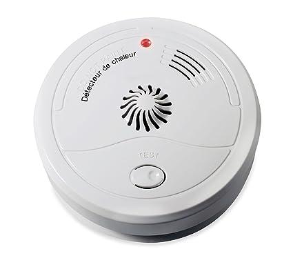 Lifebox DETCC01 Rate-of-rise heat detector detector de calor - detectores de calor