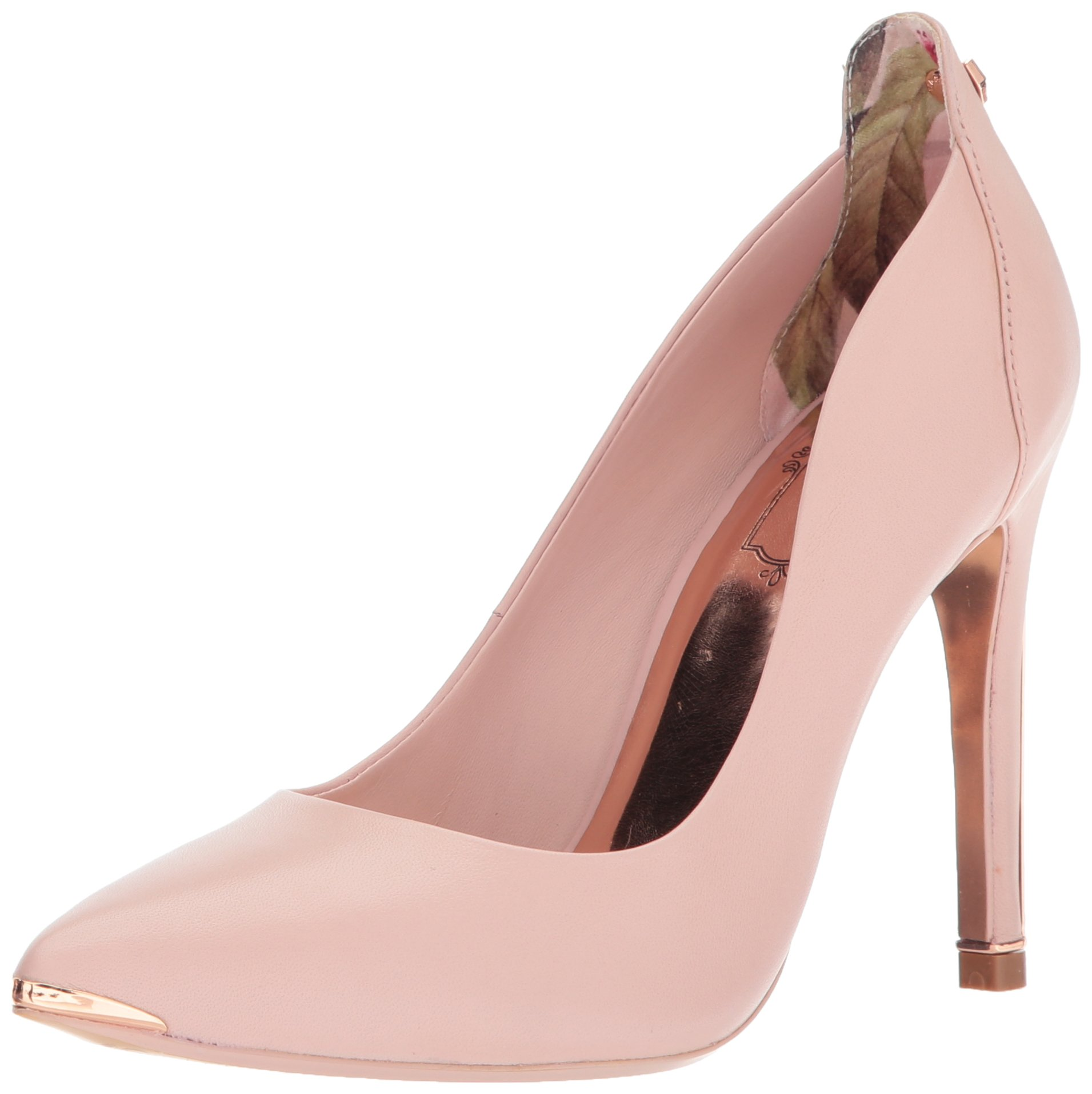 Ted Baker Women's Melisah Pump, Blossom Pink, 7 B(M) US