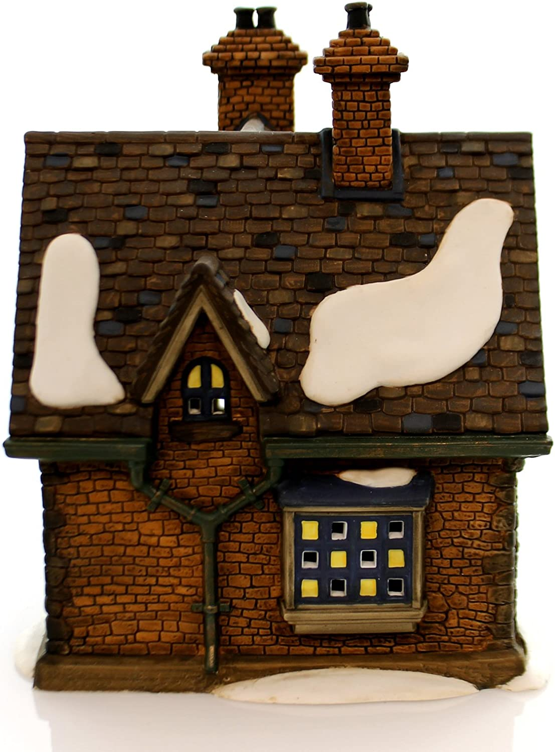 Department 56 Barmby Moor Cottage Retired