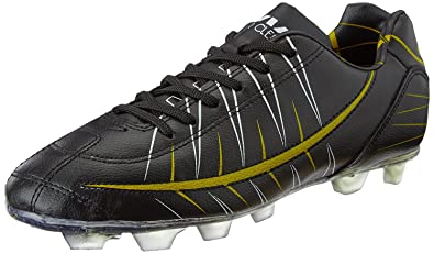 ee7ad60a7e07 Image Unavailable. Image not available for. Colour: Nivia Premier Cleats  Football Shoes