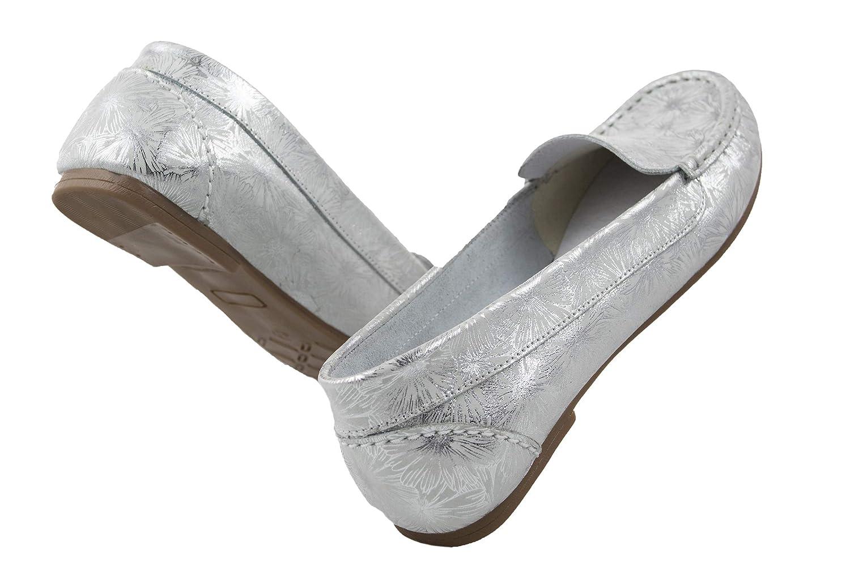 Zerimar Mokassins Damen Leder   Casual Loafers     Geschlossene Ballerinas Leder   Halbschuhe Damen   Stiefelschuhe Damen Leder   Mokassins für Damen  e184ae