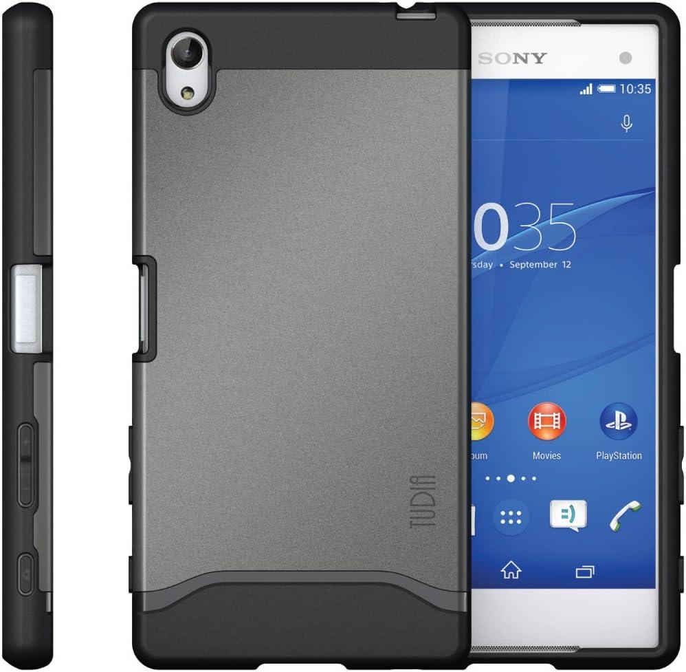 TUDIA Sony Xperia Z5 Premium Funda, Caja Protectora Slim-Fit Merge ...