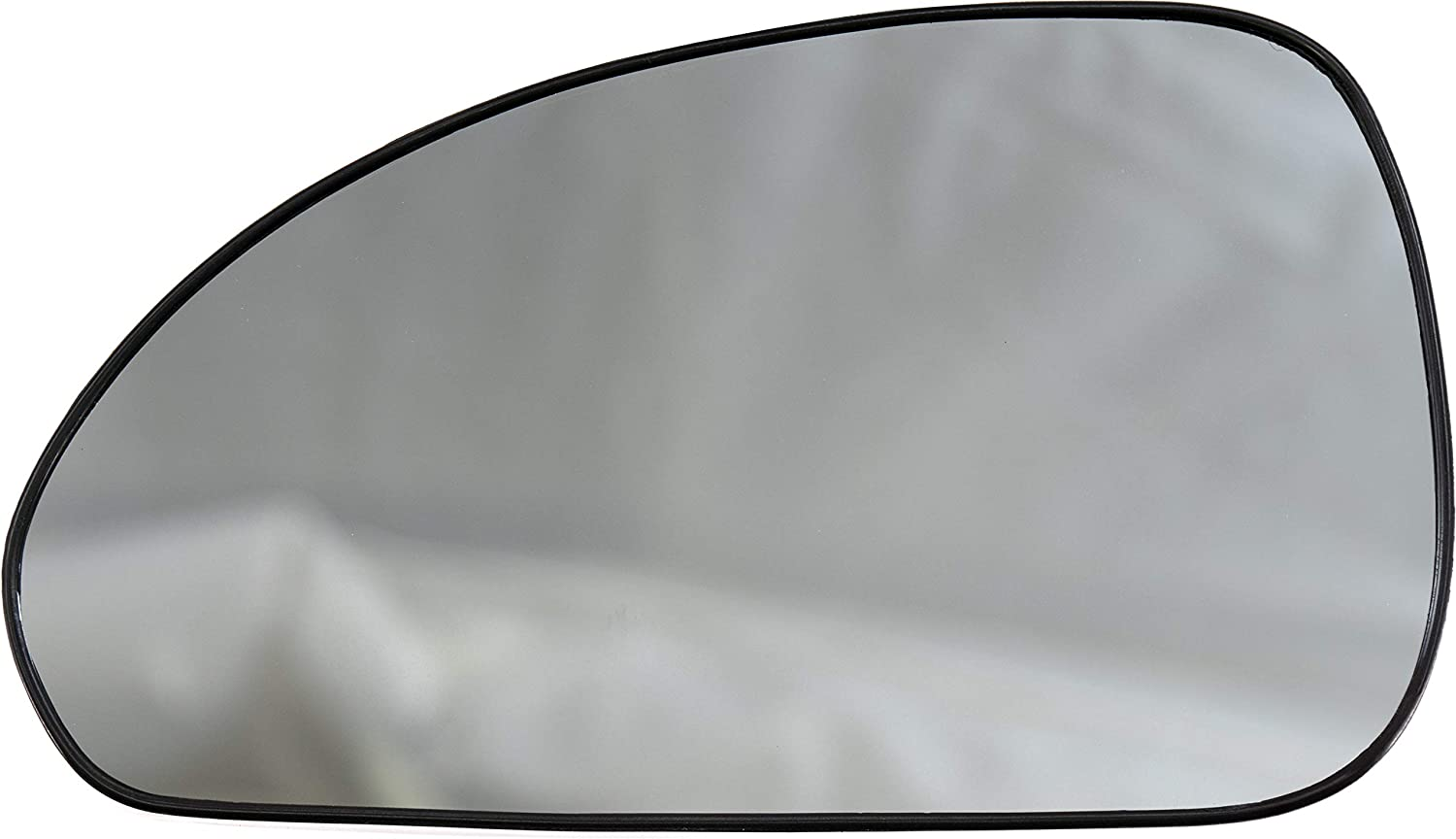 Fits 06-12 Eclipse Left Driver Mirror Glass Lens w// Adhesive