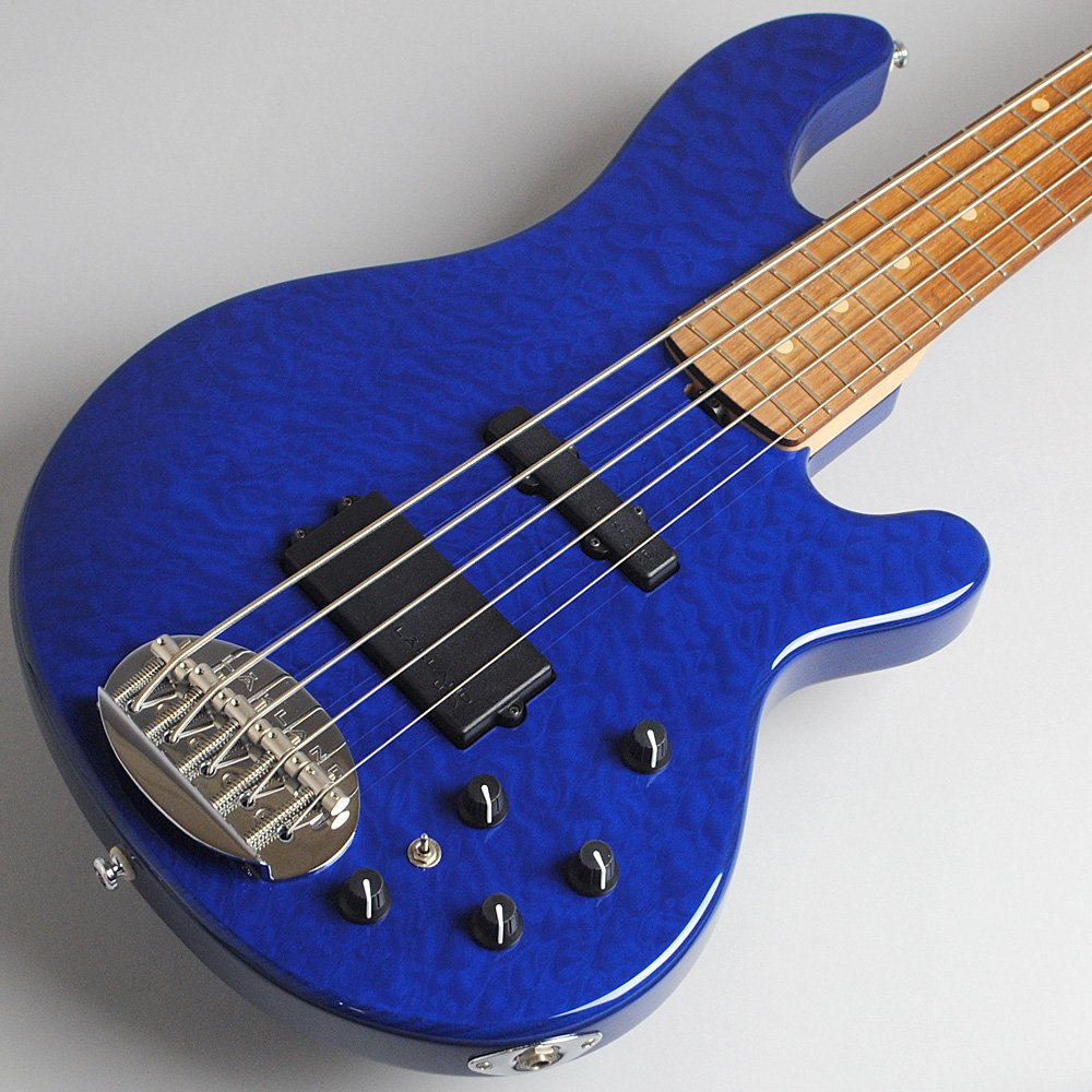 LAKLAND SL55-94 Deluxe/Blue Translucent エレキベース(5弦) レイクランド B003M2GUGG  Blue Translucent / Rosewood