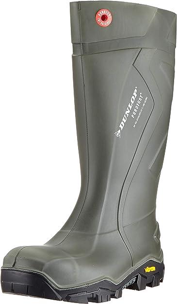 Dunlop Protective Footwear Dunlop Purofort Thermoflex Botas de Seguridad Unisex Adulto DUO18