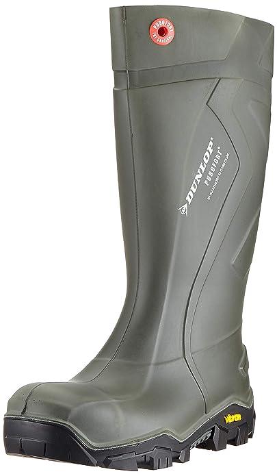 DUO18 Botas de Seguridad para Hombre Dunlop Purofort Thermo+ Dunlop Protective Footwear