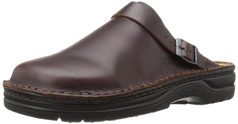 Naot Mens Glacier Leather Sandals 43 EU Buffalo