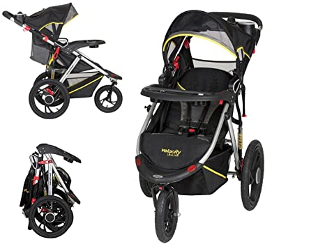 Papilioshop Velocity – Cochecito ligero para niños y bebés ideal para caminar, hacer senderismo, deporte, deporte de montaña, correr, ir a la playa, ...