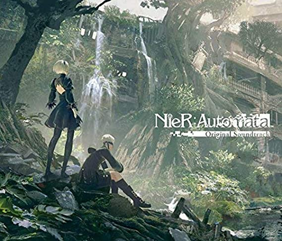 NieR:Automata Original Soundtrack(CD)