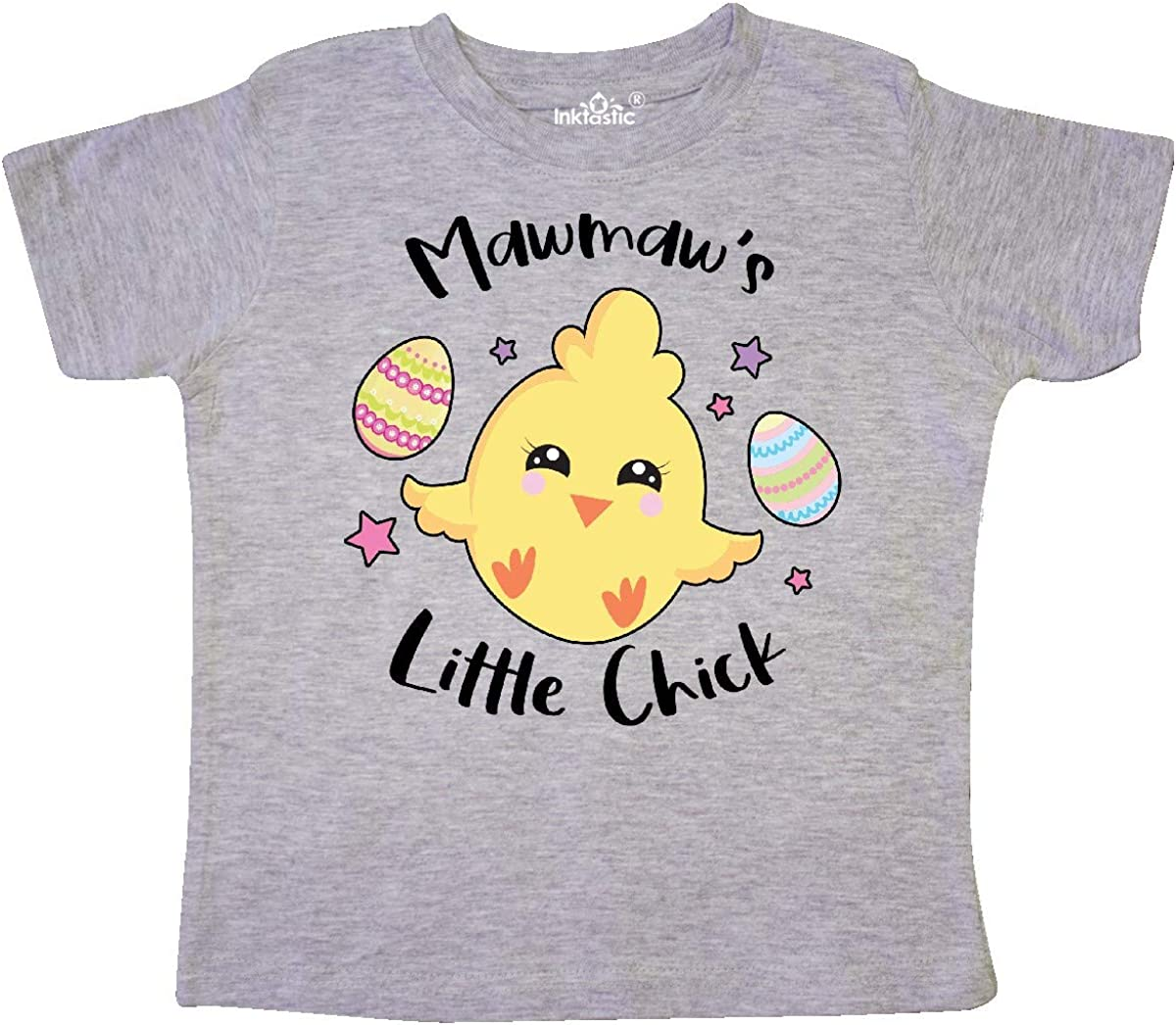 inktastic Happy Easter Mawmaws Little Chick Toddler T-Shirt