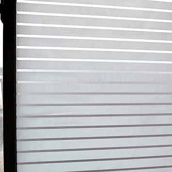 Amazon De Concus T Selbstklebend Statische Fensterfolie