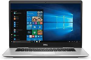 Dell Inspiron 7570 laptop, 15.6in FHD Touch, Intel Core i7-8550U, 8GB DDR4, 1TB SSHD, IR Cam, Nvidia GeForce 940MX, Windows 10 (Renewed)