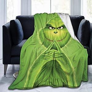 Befectar Mr. Grinch Super Soft Warm
