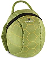 Littlelife Toddler Animal Daysack Parent Safety Rein/Strap in 10 Exciting Designs (Turtle)