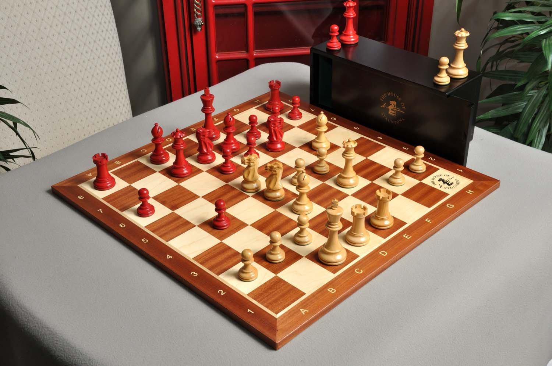 男女兼用 The House of Staunton 金箔 金箔 グランドマスター ボックスウッド of チェスセット ボックス ボードの組み合わせ - 4.0インチ キング - 赤金メッキ & ボックスウッド B072B5HCKQ, 住友ベークライトNetshop:60338168 --- nicolasalvioli.com