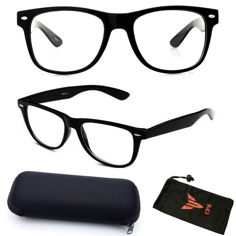 d37059400fc ( RF9011) Women Men Unisex Black Retro Classic Reading Glasses Reader +  FREE Hard Case (Strength  +3.50)