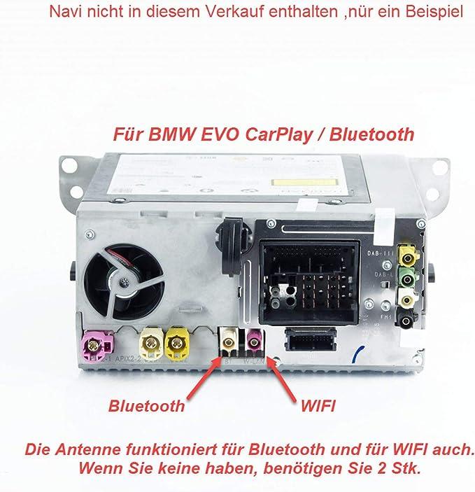 Wifi Gsm Fakra 4g Bluetooth Antenna Retrofit Aerial Elektronik