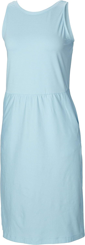 Columbia Womens PFG Tamiami Dress Moisture Wicking Sun Protection