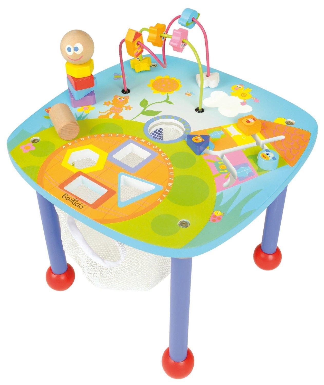 Boikido Activity Game Table Table Garden Game Boikido B0048BQ6MS, イオンリテールファッション:f2af20db --- loveszsator.hu