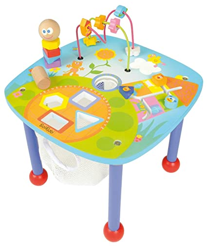 Superieur Boikido Wooden Activity Table