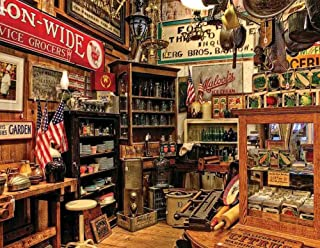 product image for Springbok's 500 Piece Jigsaw Puzzle Americana, Multi