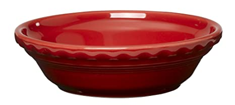 Fiesta 6-3/8-Inch Small Pie Plate Scarlet  sc 1 st  Amazon.com : small pie plate - pezcame.com