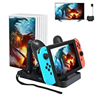 FastSnail Multifunctional Dock for Nintendo Switch