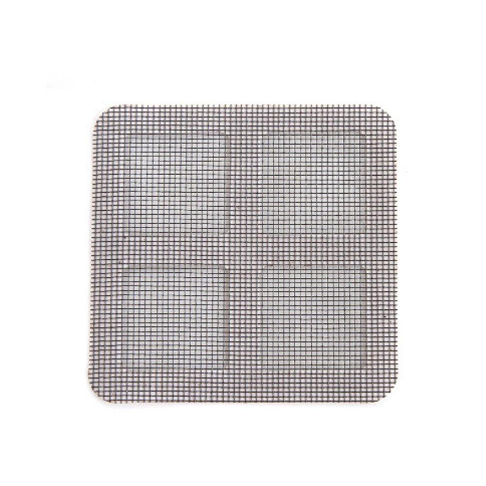 229 x 76 mm Bulk Hardware BH01157 Grille de ventilation /à persiennes//moustiquaire