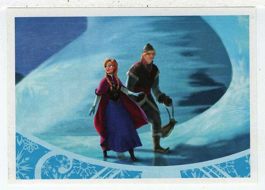 Frozen - Enchanted Moments (Trading Card/Sticker) # 126 (Base) Panini 2014