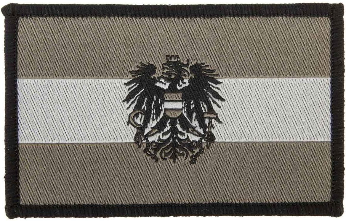 Steinadler Klettflagge Österreich Oliv Grün Küche Haushalt