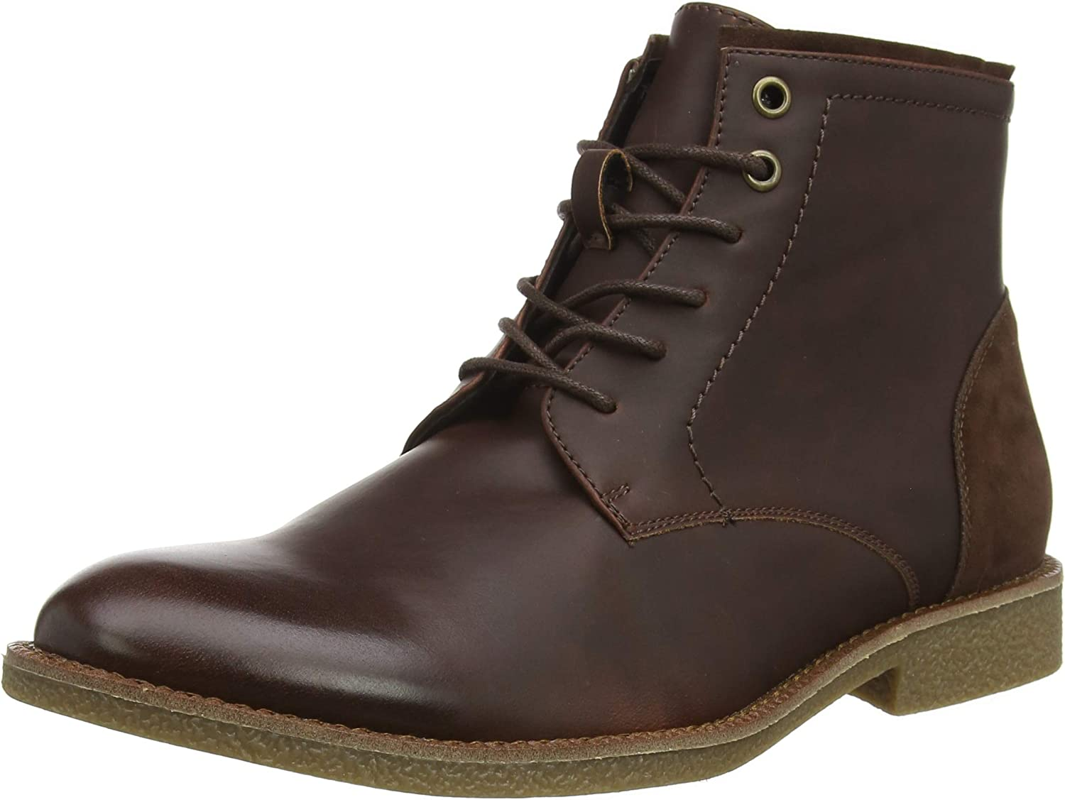 TALLA 44 EU. New Look Arizona Zip, Botas Clasicas para Hombre